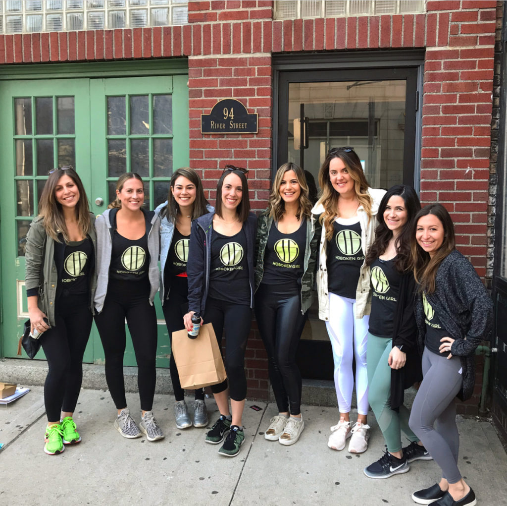 hoboken wellness crawl 2018