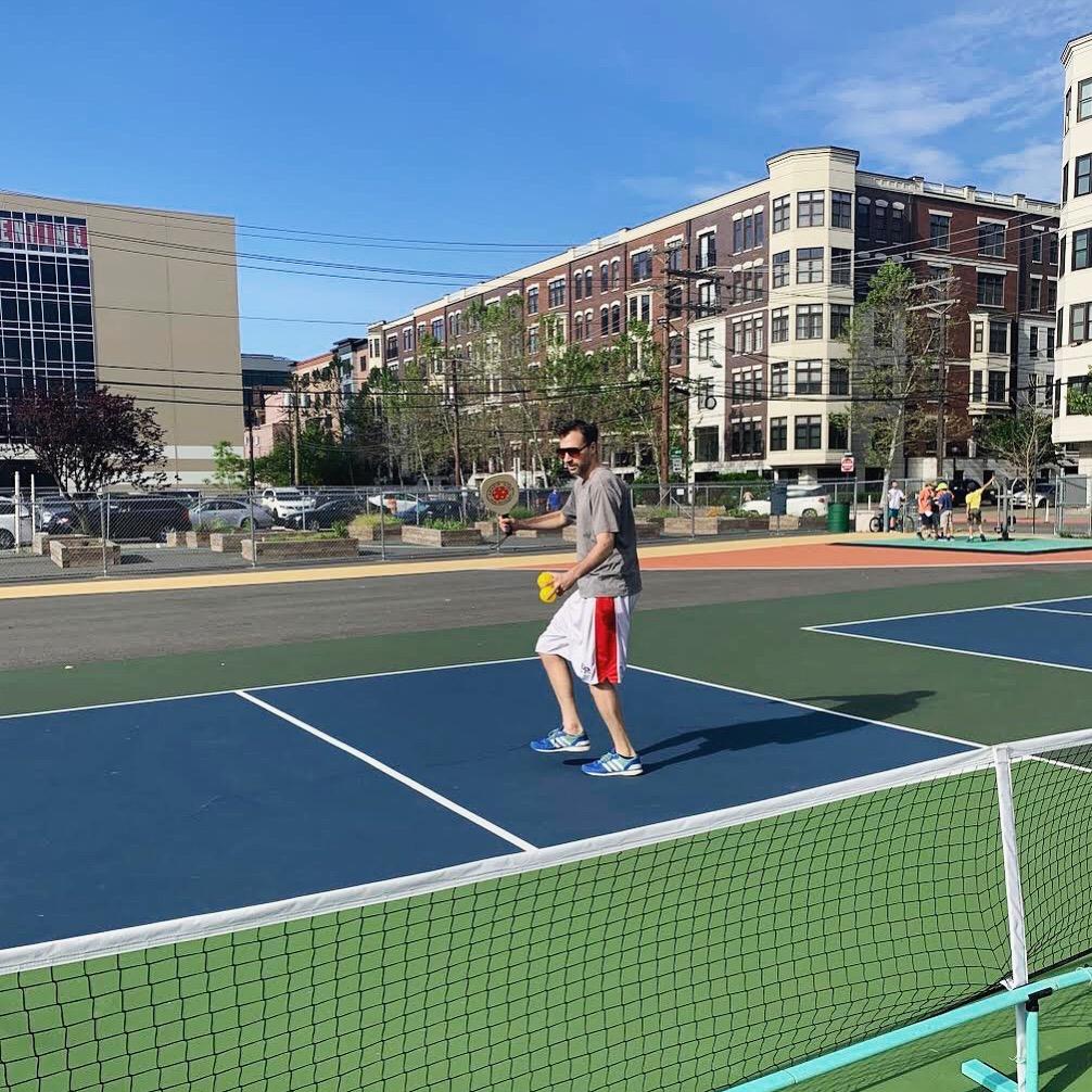 northwest popup tennis