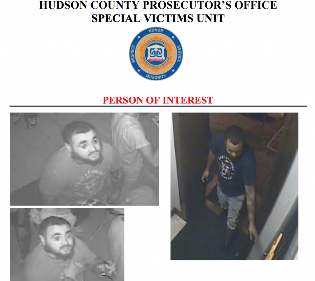 person of interest jersey city